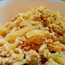 小鍋で超簡単!鶏ひき肉とつきこんにゃくの山椒風味