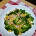 ささっと美味しいブロッコリーのサラダ!