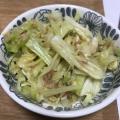 かつお節香る☆キャベツとツナの和風サラダ