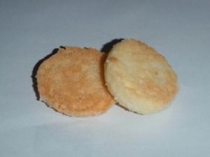 大豆粉ココナッツオイルクッキー