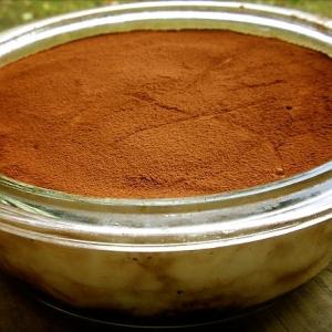 チョコクッキーで簡単ティラミス
