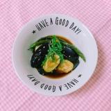 夏野菜の揚げ浸し*