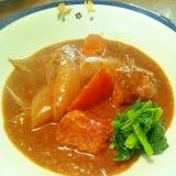 豚ヒレ肉のデミグラスソース煮込み