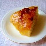 炊飯器のオレンジアレンジケーキ