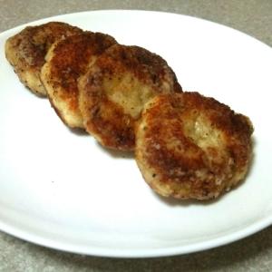 鶏むね肉でチキンナゲット