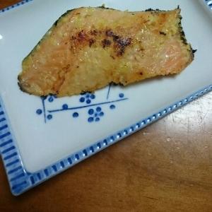 秋鮭の西京焼⭐
