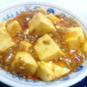 コチュジャンでマーボー豆腐