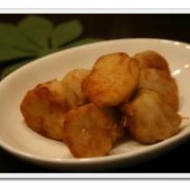簡単でおいしい「 里芋のきんぴら 」★