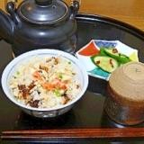 カニ缶レシピⅡ☆ おこげが旨い「カニ釜飯」