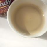 1人分ならレンジで時短!ミルクカフェオレ