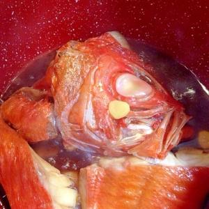 金目鯛の煮付け*\(^o^)/*