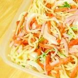 スパゲティサラダ【3日間保存OK】