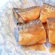 少し甘めの我が家の鯖のみそ煮