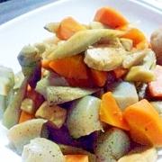 定番和食 根菜の煮物