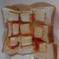 離乳食後期~手づかみ食べに◎トマトチーズトースト