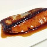 ほっこり和食♡簡単おいしい♡鮭の照り焼き
