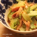 魚肉ソーセージとブロッコリーのスイートチリマヨ炒め