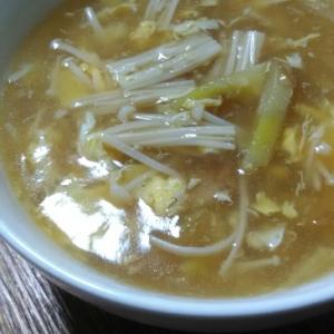 えのきの中華スープ