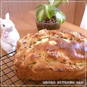 ホットケーキミックスでさつまいもとかぼちゃのケーキ