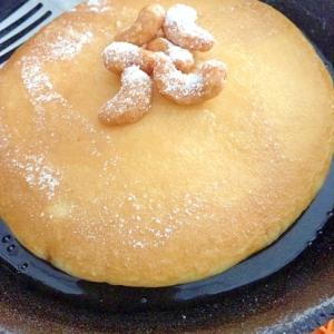 カシューナッツパンケーキ