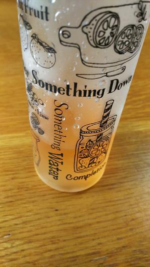 サクマドロップス缶 美味しいフルーツジュース♪