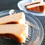 作りやすい分量☆絶品バスクチーズケーキ
