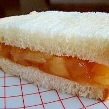 ラフランスゼリーサンドイッチ
