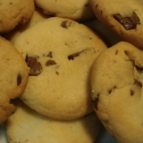 板チョコで★チョコチップクッキー