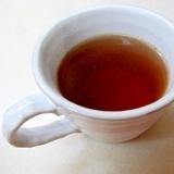 *びわ茶で☆ハニーシナモンティー*