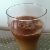 豆乳アイスコーヒー