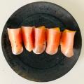 まるでイタリアンレストラン❤柿と生ハムのおつまみ