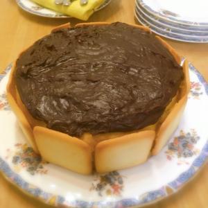 あまあま(*^ω^*)♡チョコレートケーキ