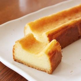 ベイクドチーズケーキ(0.5斤パン型使用)