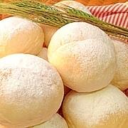 【ママパン】ふんわりモッチリ白パン