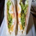 お店より美味しいサンドイッチ♪