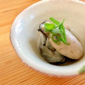 フライパンで☆蒸し牡蠣