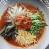 驚異の165kcal★韓国風★五目冷し麺