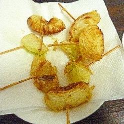 簡単♡サクサク甘い新玉ねぎの天ぷら