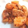 取り合い必至!豚ヒレ肉とジャガイモのケチャップ炒め