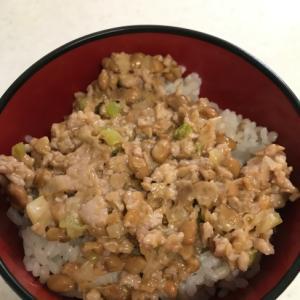 鳥取県の郷土料理、スタミナ納豆!