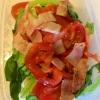 ★レンジdeチン★トマトとベーコンの野菜蒸し
