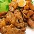 鶏手羽元と煮卵の簡単旨煮
