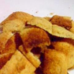 バナナとおからのクッキー