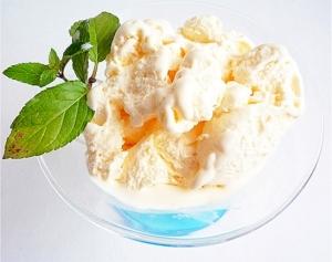 カルピスアイスクリーム