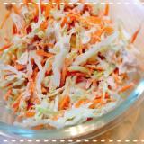 作り置き簡単★コールスローサラダ