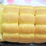 ビスキュイロールケーキ