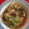 食べるコンソメスープ