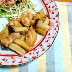 ぷりぷり鶏肉のゆず胡椒炒め