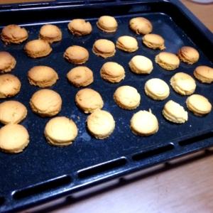HMで簡単サクサククッキー♡