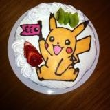 簡単☆キャラケーキ